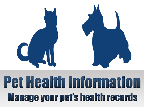 Manage your pets records
